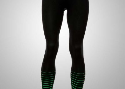 Mens legging striped 1