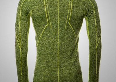 Trendy active wear sweater