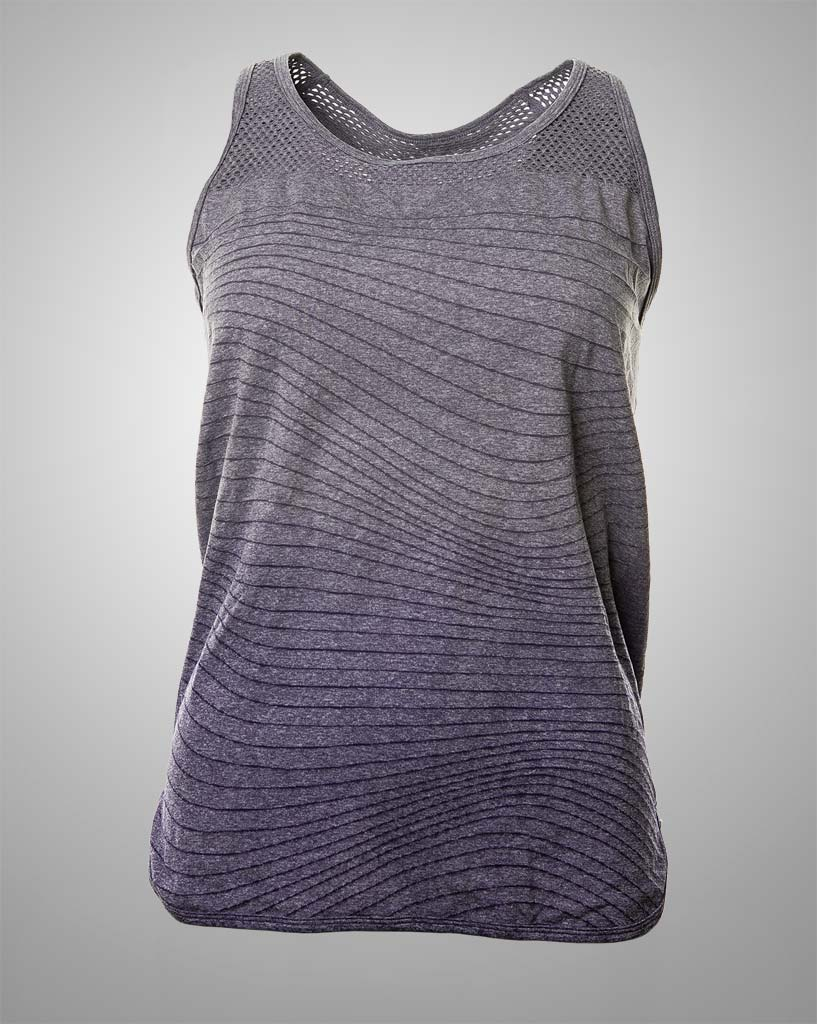 tanktop mesh color graded seamless tech by THRONE